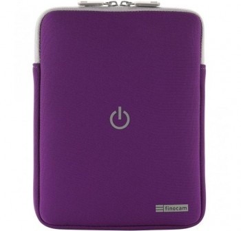 "Funda para Tablet 9,7"" Finocam Power neopreno morado"