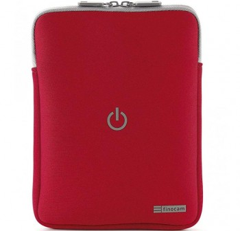 "Funda para Tablet 9,7"" Finocam Power neopreno rojo"