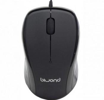 BIWOND Raton wired USB 2.0 negro RN01