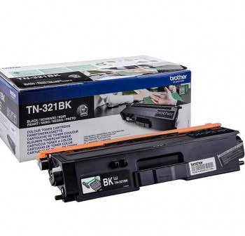 BROTHER Toner laser TN-321BK original (2,5k) NEGRO