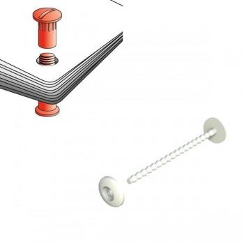 A.G. Remaches clip (clavos para encuadernacion)