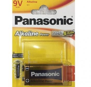 PANASONIC Pila 6LR61 (1) 9v alkalina