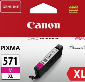 CANON Cartucho inkjet CLI-571MXL magenta original