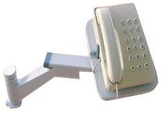 EXPONENT Soporte brazo telefono giratorio/extensi