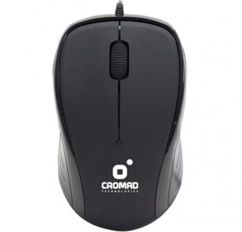 CROMAD Raton iCable USB 2.0 negro
