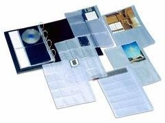 HFP Dossier presentacion con bolsillo en cristal