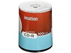 IMATION CD-R 16X 4,7GB 700Mb printable (tarrina de 100)