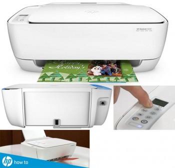 HP Impresora multifunción Deskjet 3630 (3en1, 8,5/6pm, 60h, USB (sin cable USB) / WiFi  )