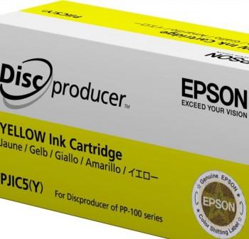 EPSON Cartucho S020451 para disc producer pp-100 AMARILLO (PJIC5)