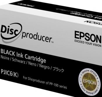 EPSON Cartucho S020452 para disc producer pp-100 NEGRO (PJIC6)
