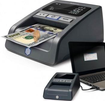 SAFESCAN Maquina detectora de billetes falsos 165-S