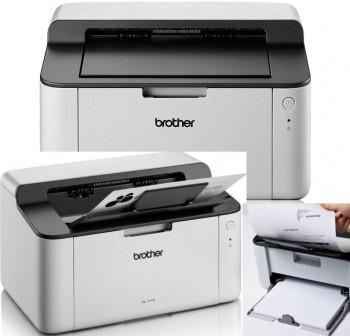 Impresora láser monocromo Brother HL-1110 20ppm A4