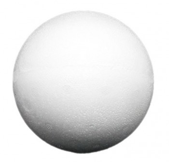 PRYSE Bolsa 3 bolas poliestireno 70mm diametro