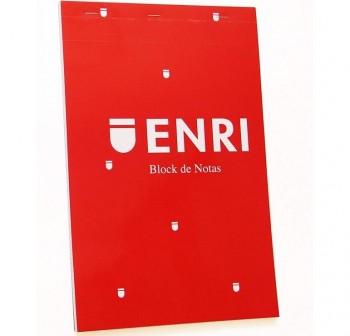 ENRI Bloc notas 80 hojas 16º LISO