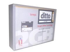 IOMEGA Data cartridge ditto 2Gb.