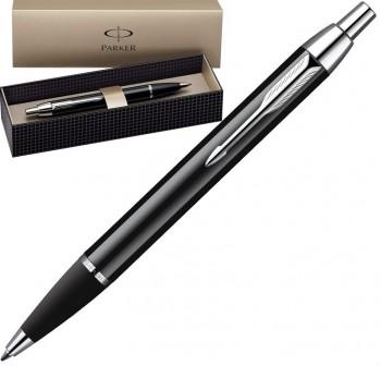 Bolígrafo Parker im metal negro ct