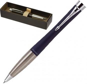 Bolígrafo Parker urban negro ct azul