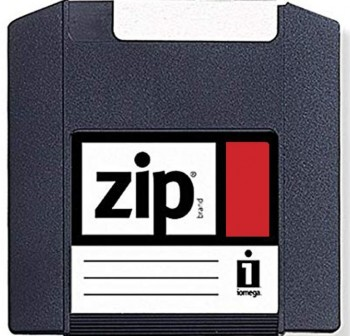 IOMEGA Disco zip