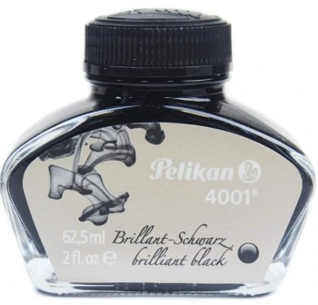 Botella tinta estilográfica 4001-78 30ml negro