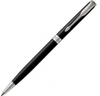 Bolígrafo Parker sonnet slim laca negro ct