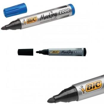 BIC Rotulador permanent marker punta redonda