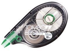 TOMBOW Corrector roller 4,2mm usar y tirar **OFERTA**