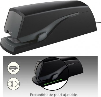 PETRUS Grapadora electrica mod.E-120 (grapas 22/6-24/6-26/6)