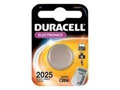 1 pila botón Duracell DL2025