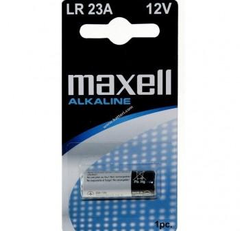 Pila alcalina para mandos Maxell  023a-B1 MXL 12V