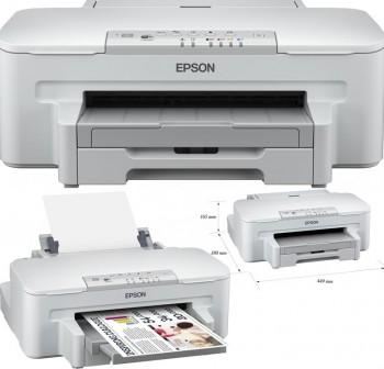 Impresora ink-jet Epson WorkForce WF-3010DW