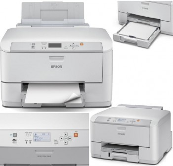 Impresora Inkjet Epson Workforce Pro WF-5110DW