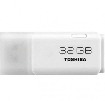 Memoria USB 2.0 32GB hayabusa color blanco