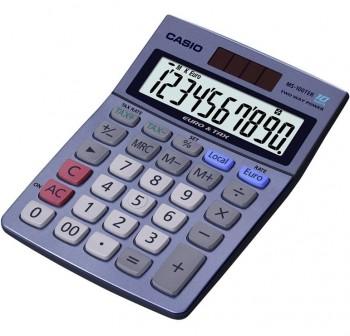 Calculadora de sobremesa Casio MS100TERII 10 dígitos