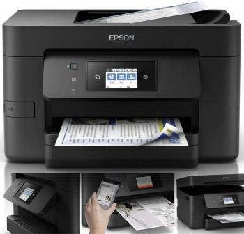 Epson Multifunción Epson Workforce Pro WF-3725 DWF