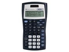 Calculadora científica Texas TI30XIIB 10 digitos