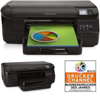 Impresora HP officejet PRO8100