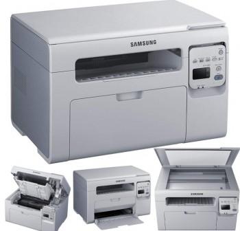 Equipo multifunción monocromo Samsung SCX-3400