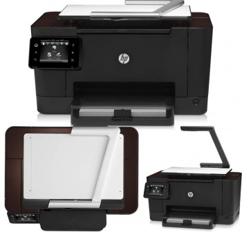 Equipo multifunción HP topshot Láserjet PRO m275nw