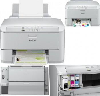Impresora Inkjet Epson Workforce WP-4015DN