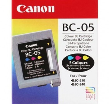 CANON Cartucho inkjet BC-05 color original