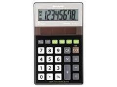 Calculadora de bolsillo Sharp ELR-277 reciclada 8 dígitos