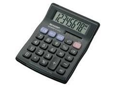 Calculadora Sharp EL-310C sobremesa 8 digitos