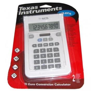 Calculadora Texas TI-EC5 10 digitos