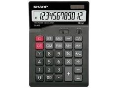 Calculadora sobremesa grande Sharp CH-412 12 digitos