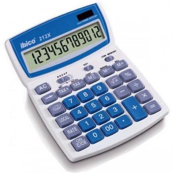Calculadora financiera Ibico 212x 12 digitos