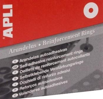 APLI Arandela autoadhesiva 13mm.trl.200und.