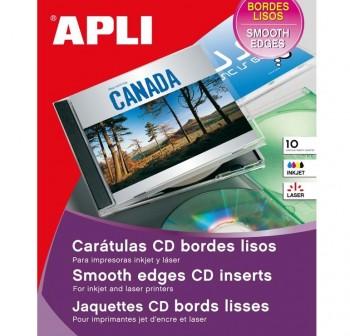 APLI Caratulas CD