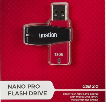 Disco duro Usb nano flash drive Imation 32GB