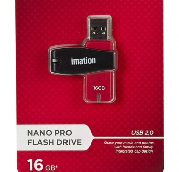 Disco duro USB Imation nano flash pocket 16GB