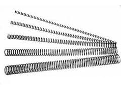 Caja 100 espirales metálicos yosan 4:1 22mm negro